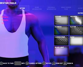 WWE2K18Materials