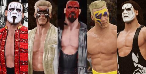 WWE2K18STINGS