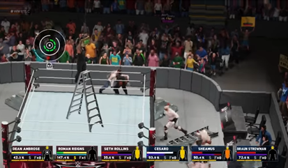 WWE2K18TLC