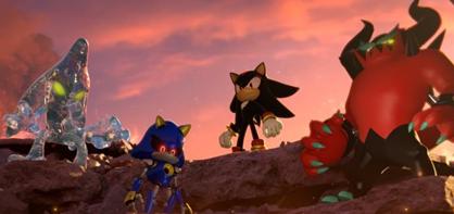 SonicForces Evil