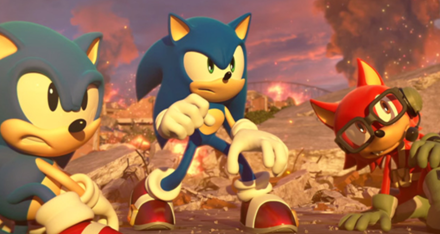 SonicForces Good
