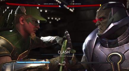 Injustice2Clash