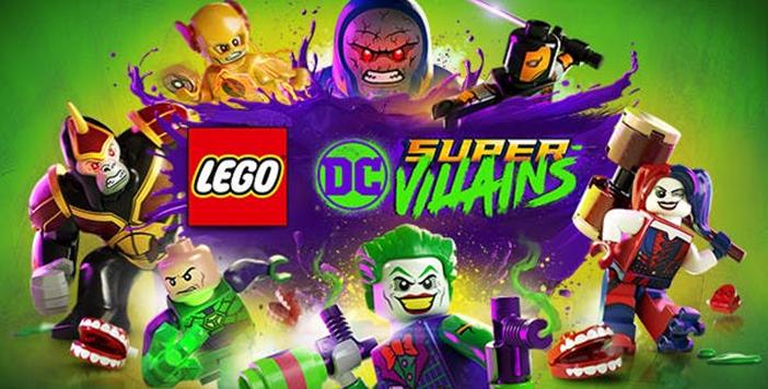 LegoDCVillainsSummary