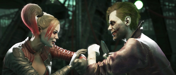 Injustice3WishHarleyJoker