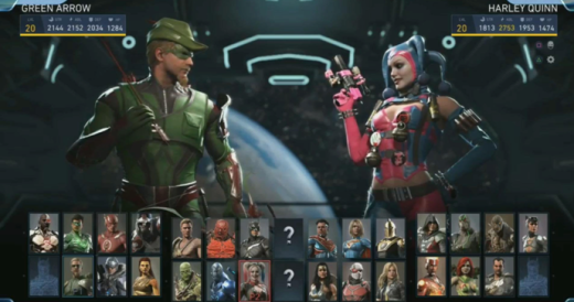 Injustice3WishReturnFighters